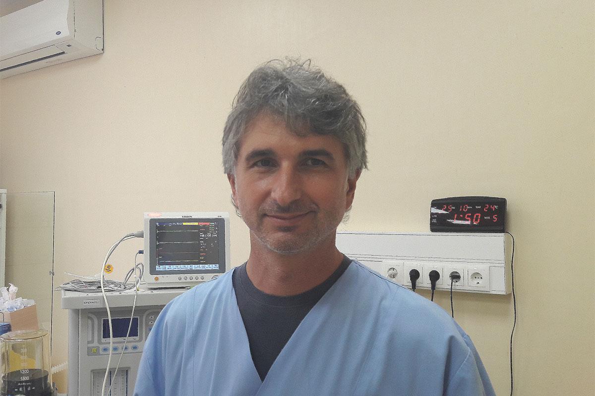 Д-р Илиев