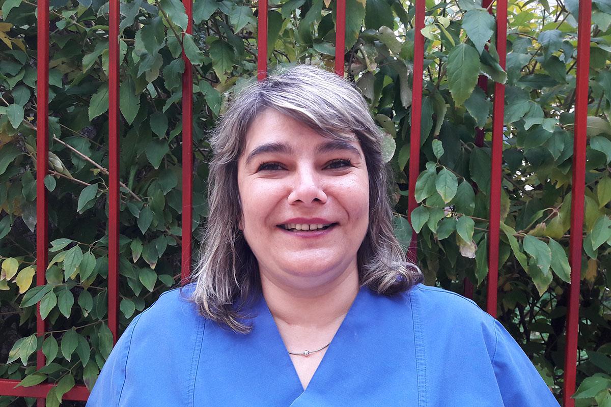 Медицински специалист Нели Козева
